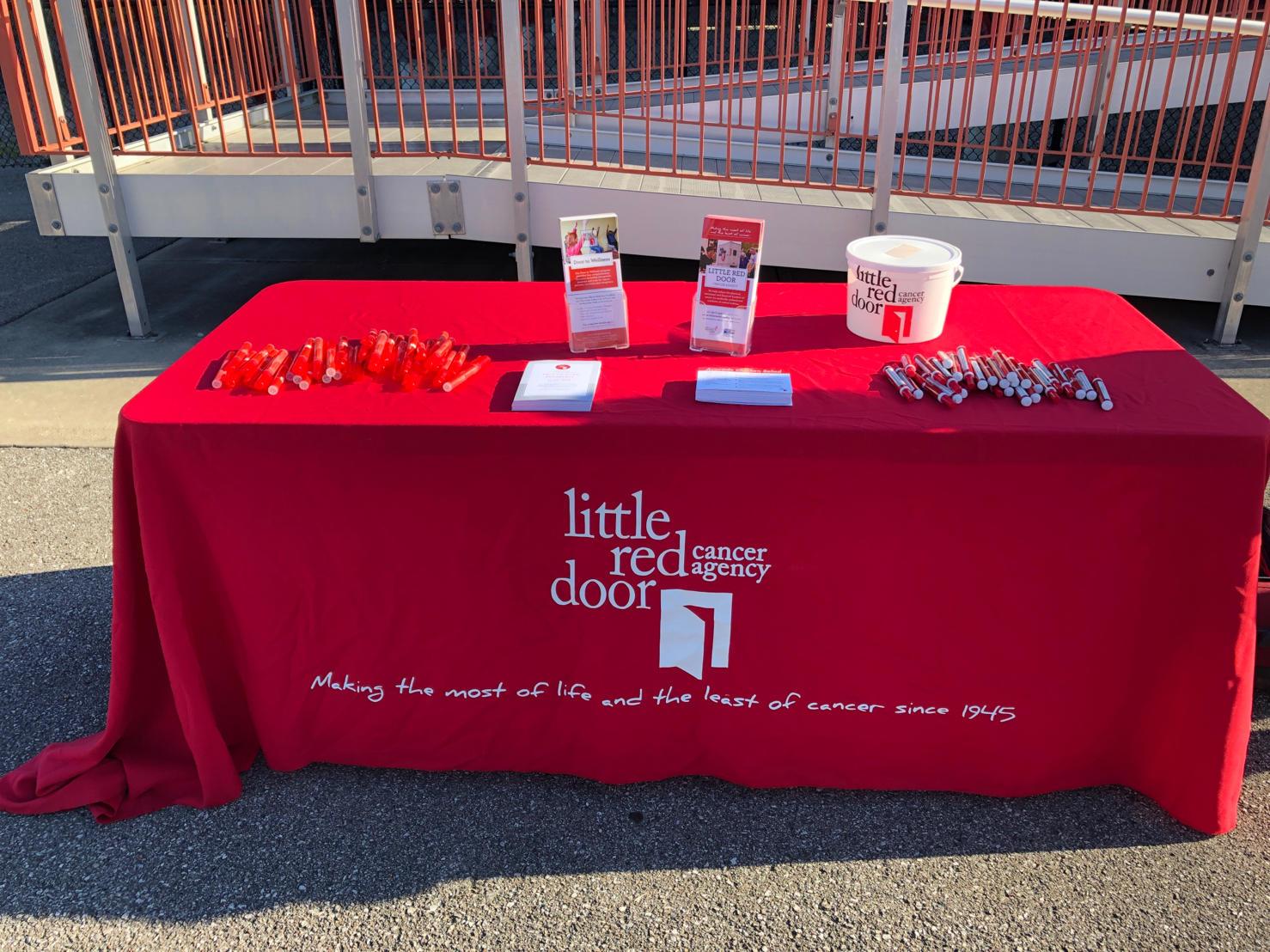 Little Red Door Fundraiser