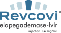 Our pharmaceutical products - Revcovi logo